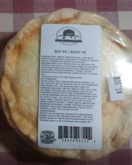 Pot Pie – Beef