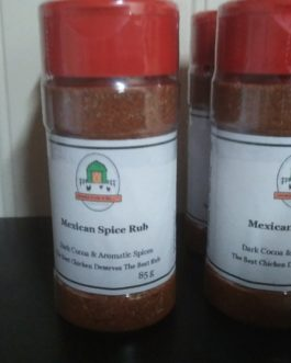 Mexican Spice Rub