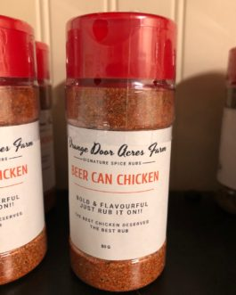 Beer Can Spice Rub
