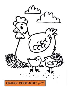Colouring Page – 3
