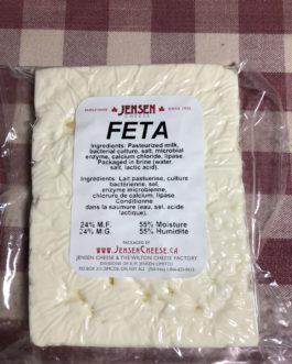 Feta – cows milk