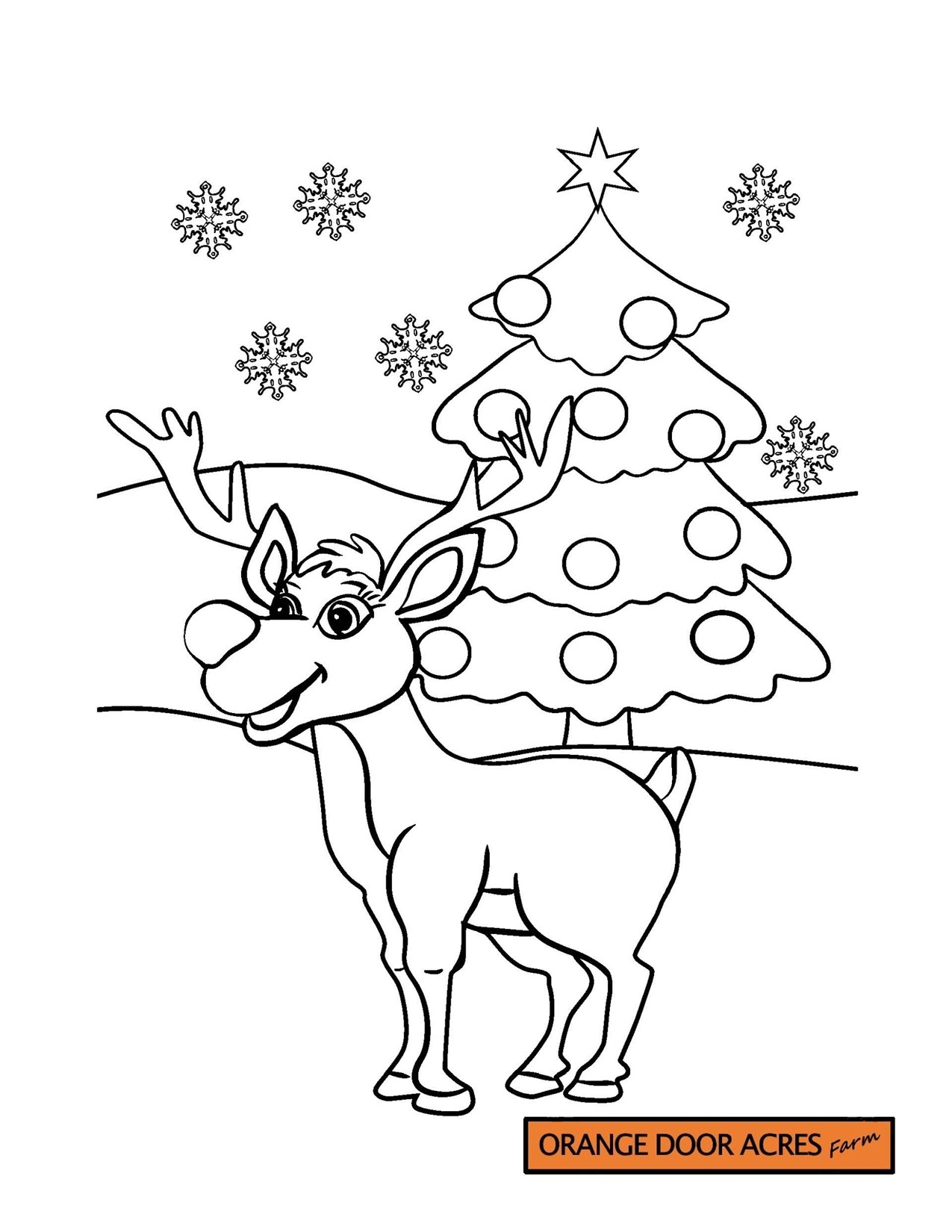 Colouring Page – 12