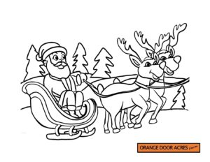 Colouring Page – 9