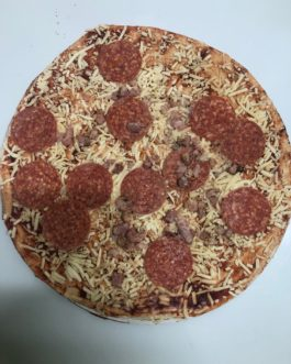 Pepperoni and Bacon