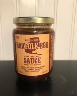 Norfolk BBQ Sauce Sweet Berry Heat